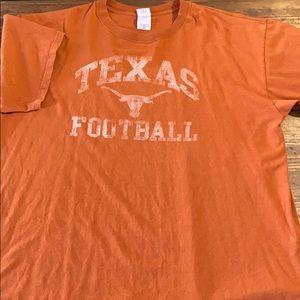 2X Texas Longhorns Football Tee